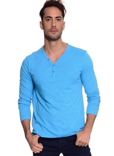 Fresh Company Tişört İndigo